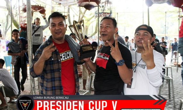 New Comer Gebrak Di Presiden Cup V