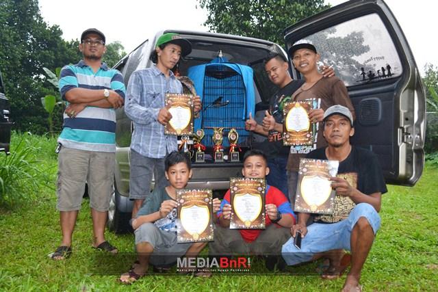 Launching Perdana 36 Gantangan Berlangsung Semarak