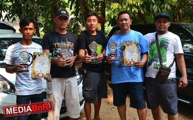Montana Team Dan Emerald SF Kian Matang Jelang BnR Award 2017