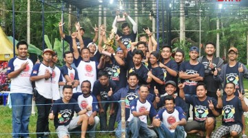 Morosenang Raih Juara Umum Single  Fighter