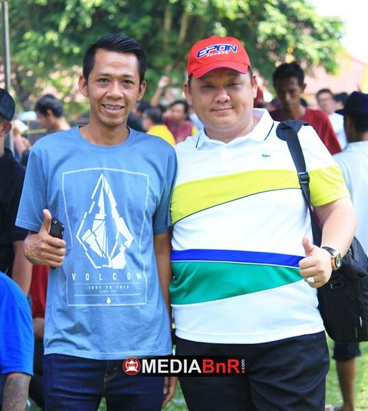 Mr Agung Wewe - Najun Sabet Runner Up 2x dikelas Kenari All Size