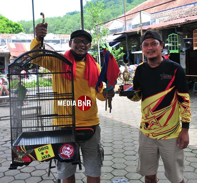 Mr Beje Badaan SF Magelang - Cucak Hijau Rimba kembali orehkan prestasi dengan kemenangan nyeri
