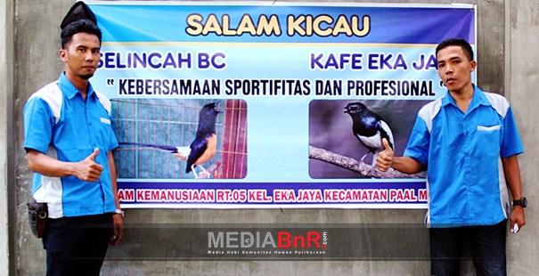 Selicah BC Sukses Gelar Latpres Perdana Ceria Paguyuban BnR Jambi