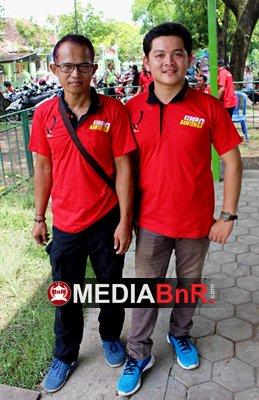 Mr Hendro Widodo & Dicky Komandoi Kedung Banteng BC