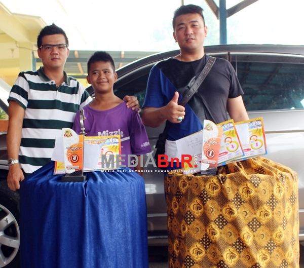 Murai Terbaik Jambi Siap Tempur di BnR 36 Jakarta