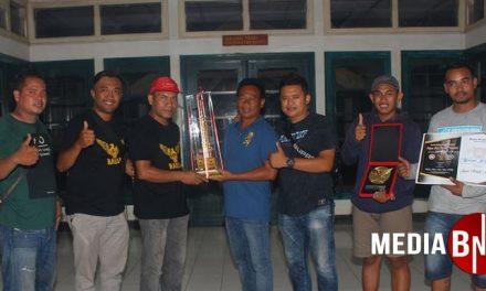 Komunitas Anis Merah Meledak, Karyadi AE 1 SF & Dt. BBC Boyong Tropy Juara Umum
