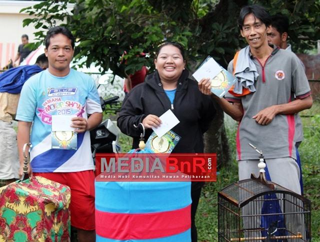 Joko & Irr Berbagi Podium, Kumbang & Petir di Jalur Jawara