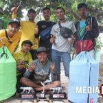 Dari Piala MBS Sumedang :  SINAR DOUBLE WINNER, MUTIARA MINANG GAET JUARA DIKELAS MB