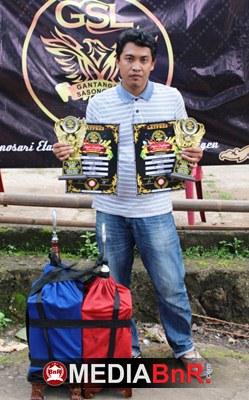 Mr Prayogo PCMI SS - PBM Langganan Juara Kelas Pleci, Raih Double Winner