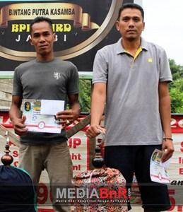 Mr Rokimin - Ragil Juara 1 di Kelas Love Bird Ramadhan