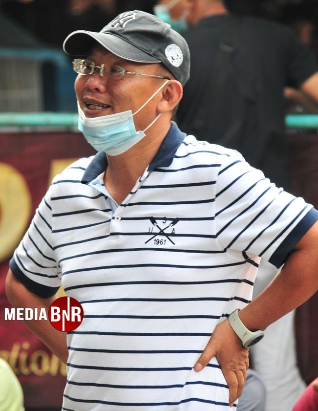 Mr Rudy Jago Solo, silaturahmi dan pantau gaco.
