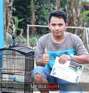 Mr Sandi Okem - Duta KLI Orbitkan Gaco Handal Tidak Hanya Di Love Bird