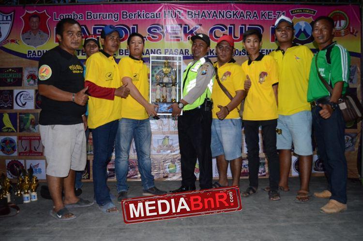 Mr Taufiq 911 Sf hantar Duta Pakde Karwo Cup VII raih Juara Umum Bc