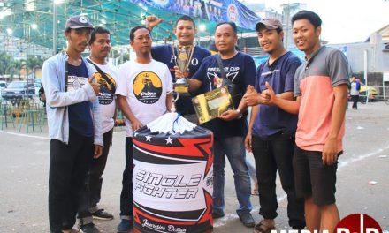Brebes Team Buktikan Kemampuan Mr. X di BnR Banten Cup I