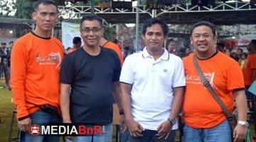 Mr. Agus Ketua BnR Jateng Hadir di Gelaran Plaza Cup 5 Pererat Silaturahmi