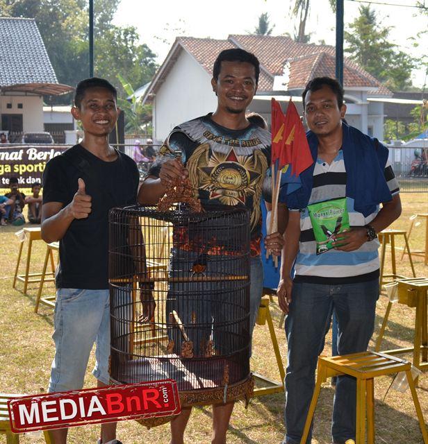 Mr. Agvin Duta Brigade Cup sukses dijalur Murai Borneo