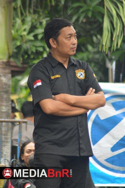 Mr. Andi LA selaku Ketua Lindu Aji BC