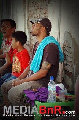 Mr. Bambang Pasar Bersama Sang Putra Niko LDR