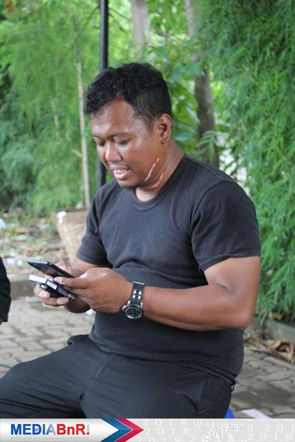 Mr. Dwi Wibowo owner arena gantangan Graha Padma BC