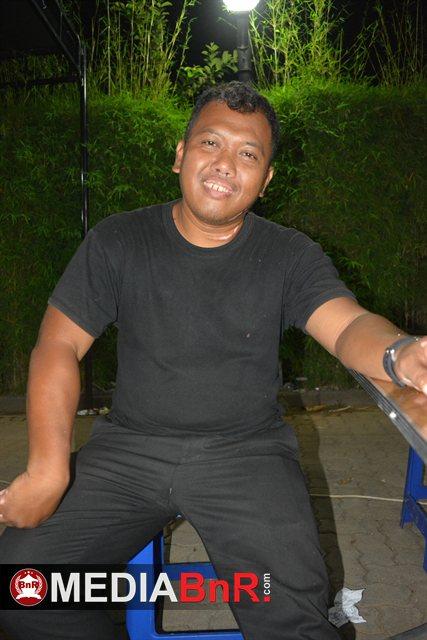 Mr. Dwi Wibowo selaku ketua GPBC