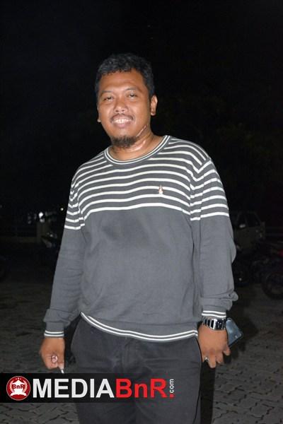 Mr. Dwi ketua Graha Padma BC