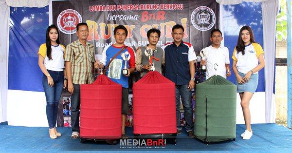 Pasca Mabung, Cobra Rebut Juara Pertama