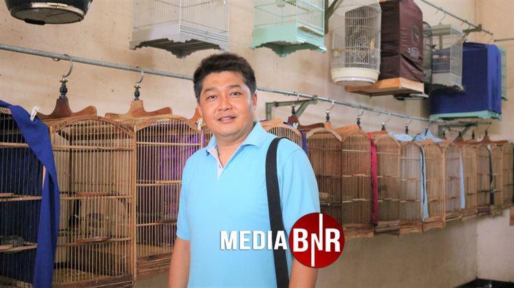 Up Grade Materi Kandang, Indukan Murai Pakualam di Pinang