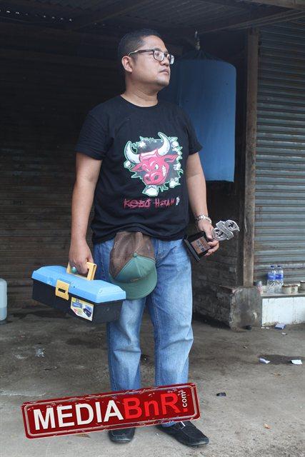 Mr. Mimpi Kebo Hitam SF optimis akan kualitas wahid Bazooka