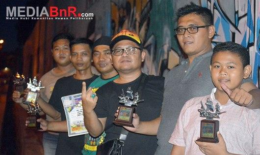 Kebo Hitam SF Dominasi Juara di Westerling CUP, Gambang Suling Berdendang
