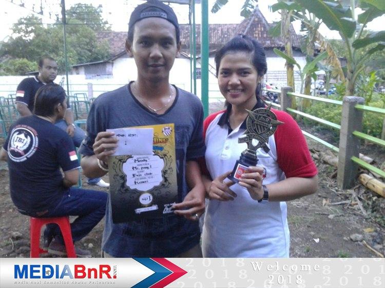 Mr. Pong-pong bersama Ms Ica rayakan kemonceran Mondy (2)