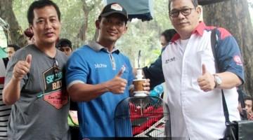 Mr. Prio Bersama Bang Boy dan Adry Bangka