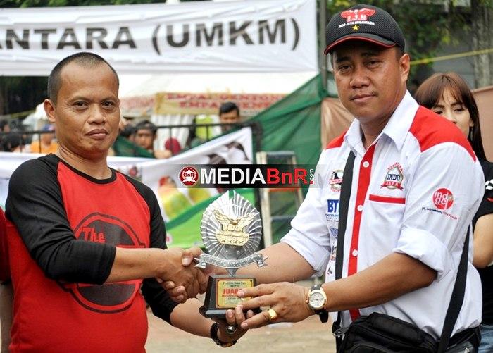 Indo Jaya Cup #3 – Mat Petir Naik Podium