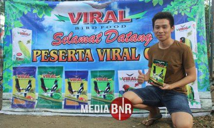 Launching Viral Bird Food Meledak – Siliwangi, Dejay, Ranjau, Panser & Sri Bintang Turun Gunung