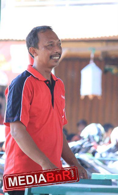 Mr. Yanto punggawa New Sakram BC
