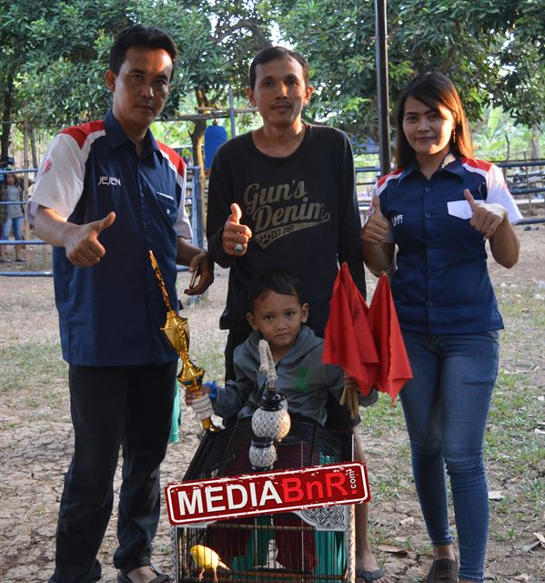 LBS BC Borong Juara, Ballaram Menang Nyeri