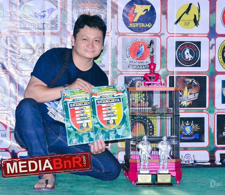 Mr.Daniel Squad Awang sukses kembalikan garangnya GRANDONG raih dua kali juara 1 dikelas Camport