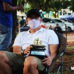 Ketu : Gacoan Mr.Hendra SGN BF Jakarta Sukses Raih Kelas Utama Murai Batu Ring Di MJA Song Well Bird League 2021