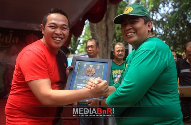 Kiprah Mr.King Sang Ketua PBI Tangerang Periode (2016 – 2020)