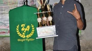 Mr.P andalan Adhi Caley 234 SF cetak nyeri dan juara di BOB Kenari