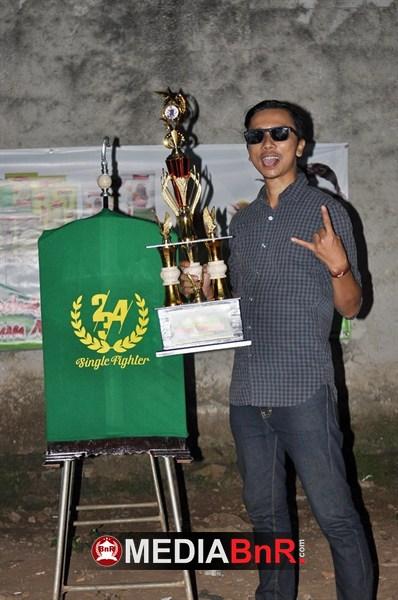 Mr.P Juara di BOB Kenari, Gentong dan Othan Bertengger Ditahta Juara