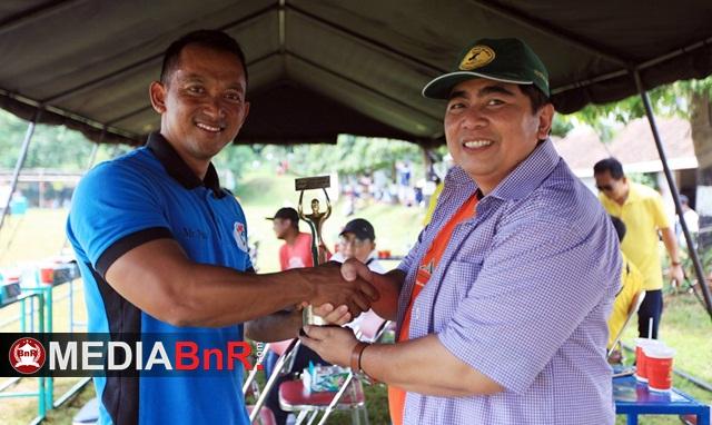 Mr.Prio Apresiasi kelas Ring di Plaza Cup V Semarang