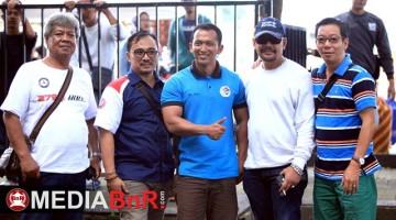 Mr.Prio dan Para Tokoh Perburungan Akan ke Plaza Cup