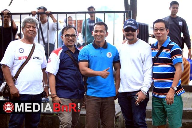 Edy PLN dan Mr.Prio Sepakat ke Plaza Cup Semarang