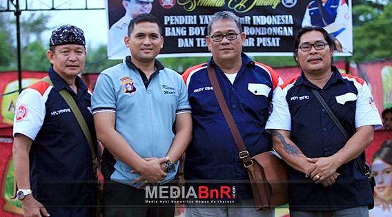 Brigjen Pol. Fakhrizal dan Bang Boy Akan Buka Lomba Kapolda CUP 2016