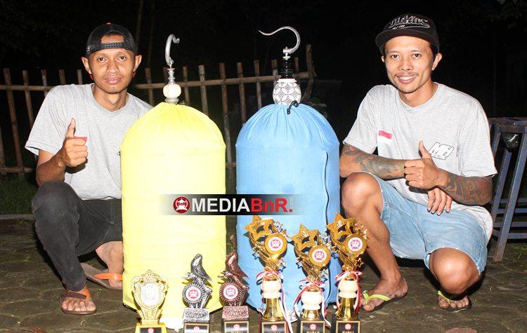 Mukidi Milik Arif MH Kecil - Raih Pentatrick dan Sekali Runner Up