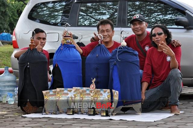 Mupet tampil terdepan bersama Duta Hanoman CUP