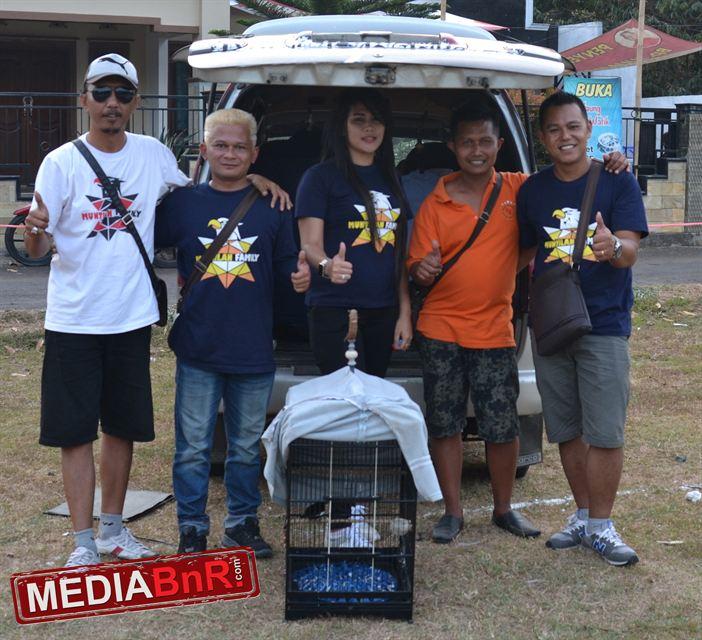 Murai Batu Barracuda besutan Muntilan Family
