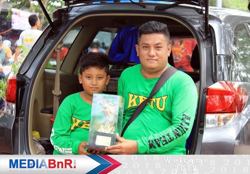 Bupati Cup 4 : Ketu Kembali Menduduki Tangga Jawara