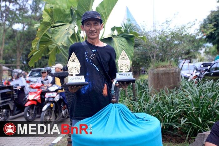 Dua kali Juara, Kudeta Jadi Bintang Lapangan di Prabu Cup II