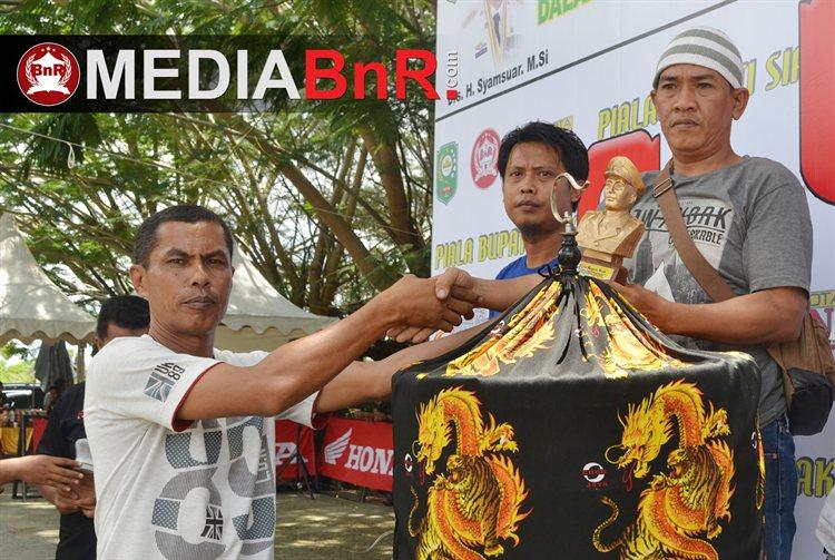 Murai Batu Rocky Milik Koko BSN bersama Mas Madu
